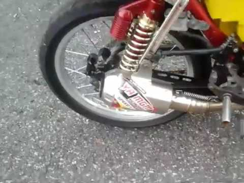 Yamgm Seriessupra Fit New Road Race 125cc Cirebon Youtube