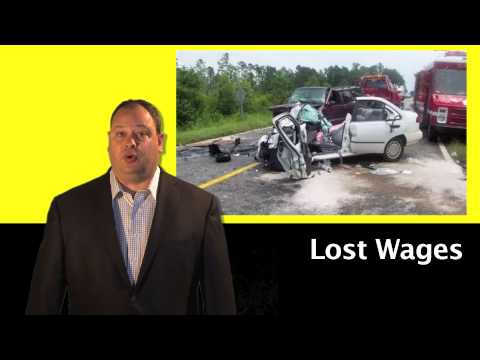 Virginia Accident Attorney John Cooper on Lost Wages After a Car Crash