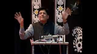 Addressing the Chinmaya Jyoti Yatra to commemorate the centenary of Swami Chinmayananda ji.