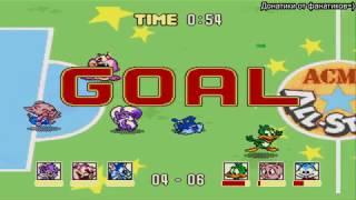 Tiny Toon Adventures – Acme All-Stars ► Sega Mega Drive 2 ► РЕТРОстрим