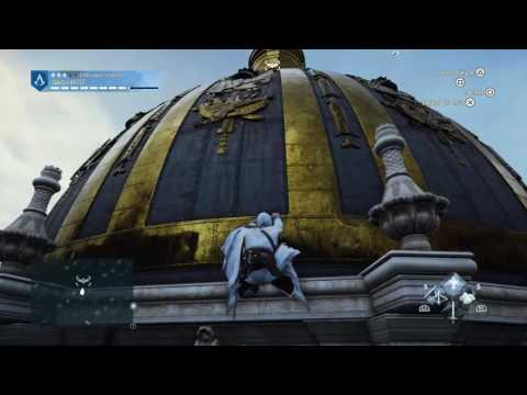 ASSASSIN'S CREED UNITY - ON CHASSE LES COFFRES D'INITIÉ !