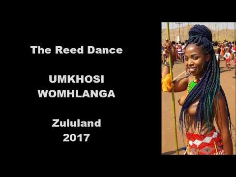 The Zulu Reed dance 2017
