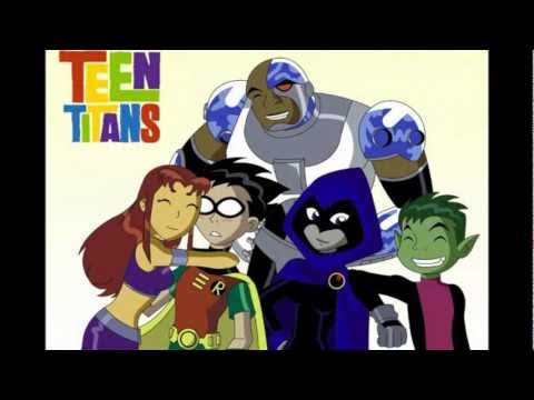 Videoclip de titanes adolescentes