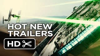 Best New Movie Trailers - December 2014 HD