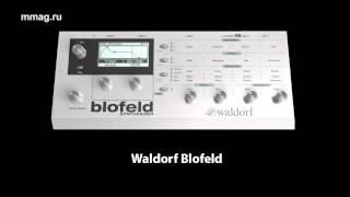 mmag.ru: Real Work 6 - Waldorf Blofeld - виртуально-аналоговый синтезатор