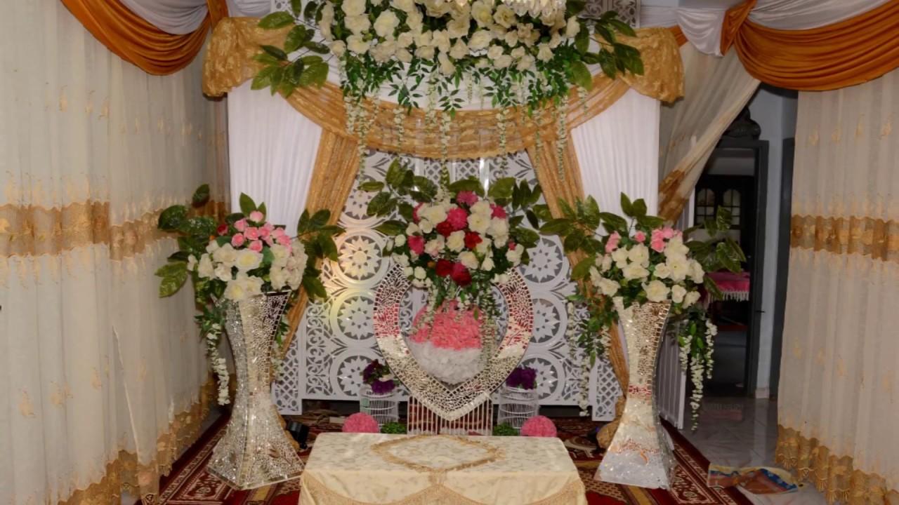 Dekorasi Wedding Sederhana Modern 2018 Youtube