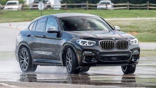 BMW X4 2018 Car Review