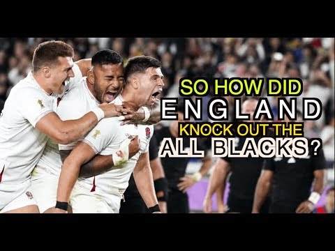 So How Did England Knock Out The All Blacks? | The Squidge Report