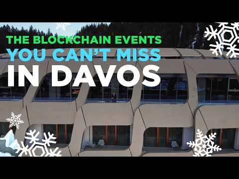 DAVOS 2020 - Events you can't miss!