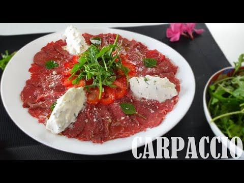 tous-en-cuisine-#1-:-carpaccio-de-bŒuf-et-fraises,-et-glace-au-basilic-de-jl-!