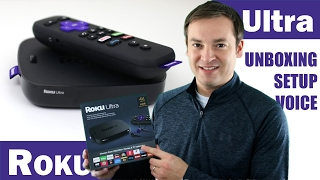 Roku Ultra Review - 4K UHD Streaming Video Device