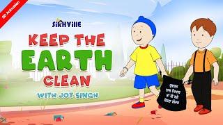Baixar Keep the Earth Clean