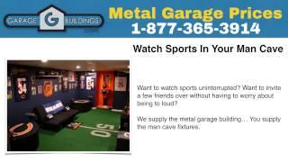 Adams Run Sc Metal Garage Kits | Garagebuildings.com