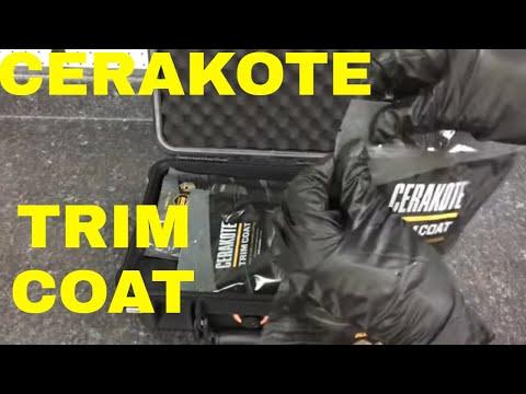 NEW!!!   Cerakote Trim Coat!!!! Ceramic Coating That Lasts 200 Washes!