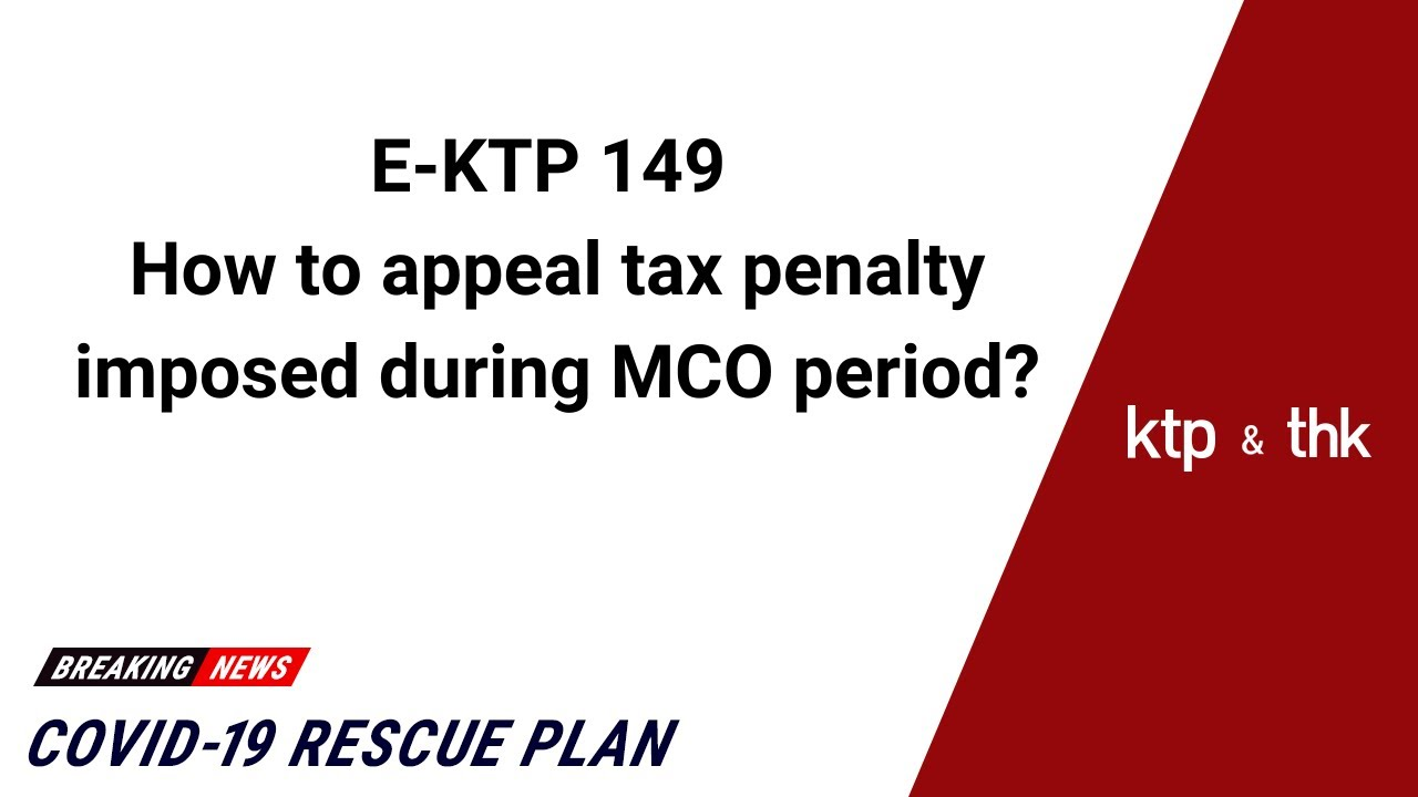 Why tax penalty still imposed by LHDN even submission ...