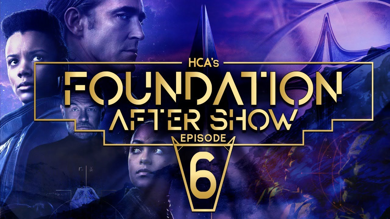 Download Isaac Asimov's Foundation After Show: Episode 6 Spoiler Review & Recap | Death and the Maiden
