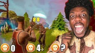 Afrikaner spielt Fortnite ! ( Von NOOB zu GUT 1)