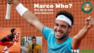 Who is Marco Cecchinato?? | THE SLICE