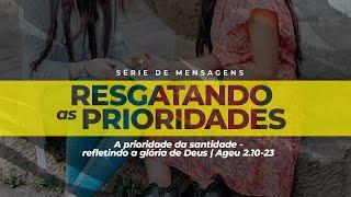 2021-01-31 - Ageu 2.10-23 - Rev. Leonardo Cavalcante - Trans Vespertina