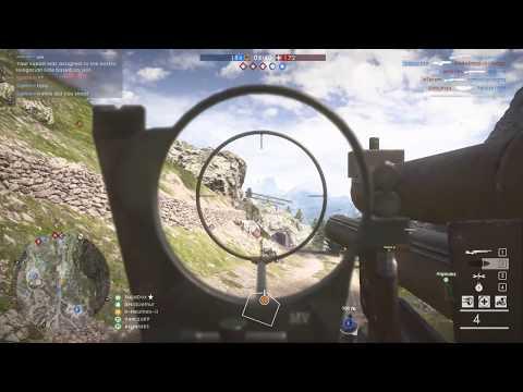 Battlefield 1 - Oh baby! Nice shots, epicness and mowdown thumbnail