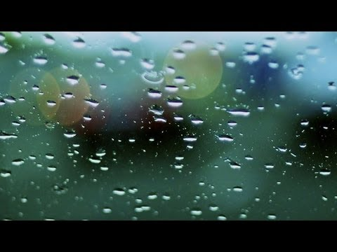 best sounds of rain falling fall asleep easy youtube