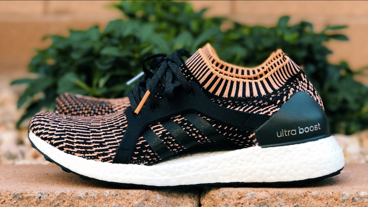 The NEW adidas ULTRA BOOST X