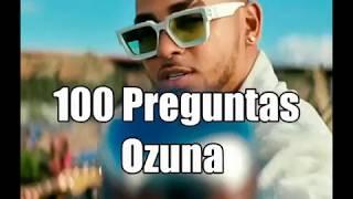 Ozuna - 100 Preguntas (Letra Oficial / Lyrics)