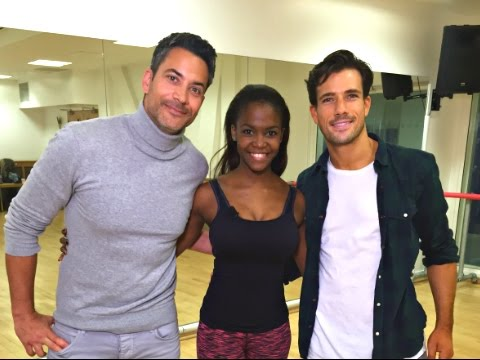 It's time for a show-down with Oti Mabuse from UK's Stricly Come Dancing Mp3
