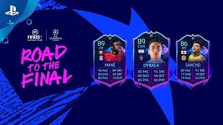 FIFA 20 Ultimate Team - Road To The Final | PS4