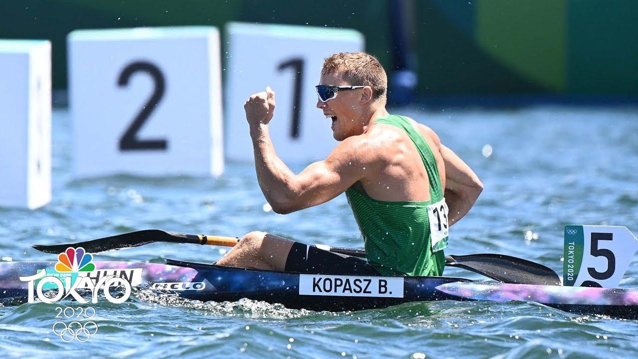 Olympics Latest: Hungary wins women's kayak gold