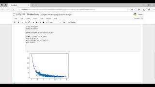In this video, we will learn what is polynomial regression and how to implement jupyter notebook also functions like polyfit() linspace