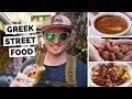 Greek Street Food Tour in Athens, Greece