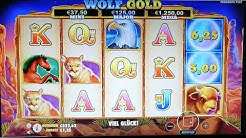 Online Casino Club - Wolf Gold - Schönes Game