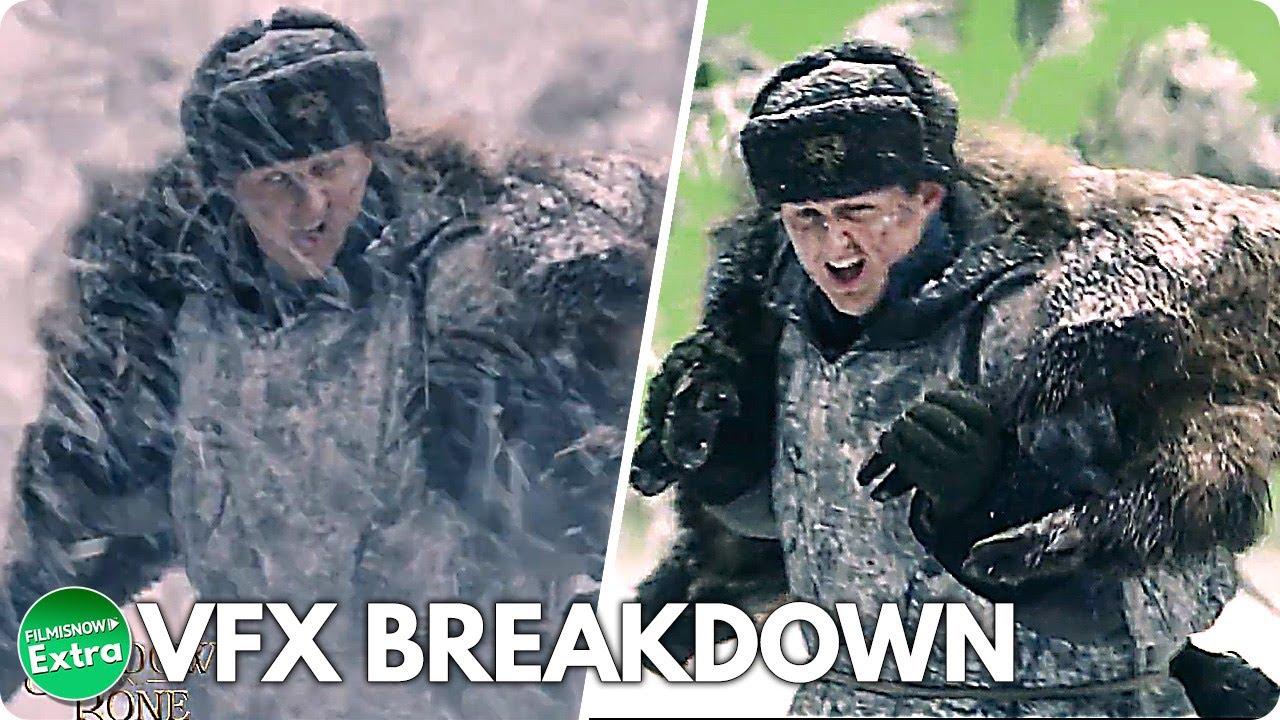 SHADOW AND BONE - Season 1 | VFX Breakdown by FuseFX (2021)