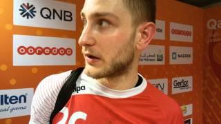 Michał Daszek po Danii