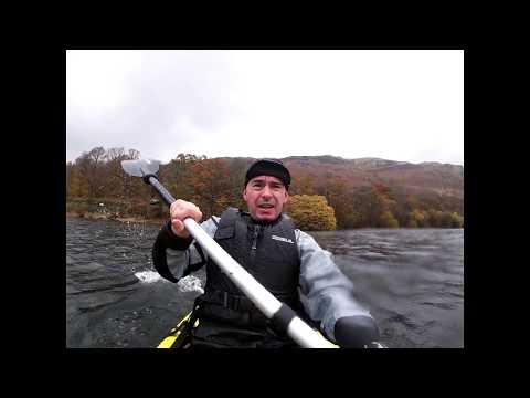 Autumn On Ullswater - Bluefin Kayak