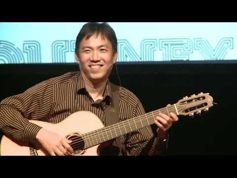 TEDxJakarta - Jubing Kristianto - Six String Happiness