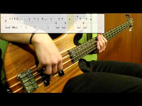 Red Hot Chili Peppers  Cant Stop Bass  Play Along Tabs In