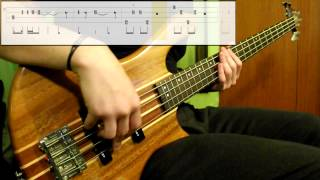 Can't Stop By RHCP - Bass Cover TABS HERE: http://www.mediafire.com...