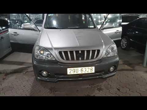 🔴🔴 XE CHỞ TIỀN . hyundai teracar 2004 xe đẹp máy còn zin . giá bán 175tr. đt; 0789323799.