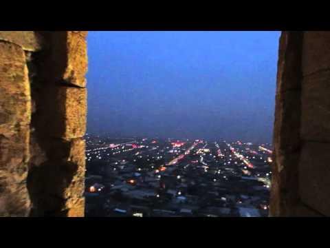 Вечерний Азан Дербент 08 января 2016 года