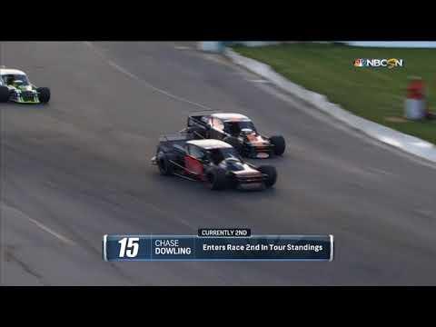 NASCAR Whelen Modified Tour 2018. Oswego Speedway. Full Race