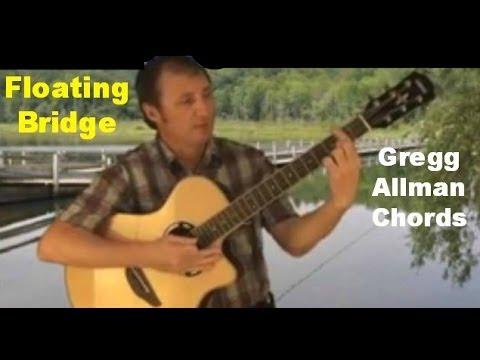 Floating Bridge Gregg Allman Chords