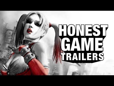 BATMAN: ARKHAM CITY (Honest Game Trailers)