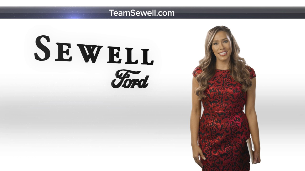 Sewell Ford Odessa Tx >> After The Holidays At Sewell Ford In Odessa Tx