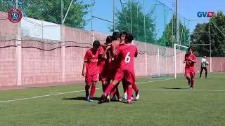 SUB15: Gil Vicente FC vs AD Barroselas