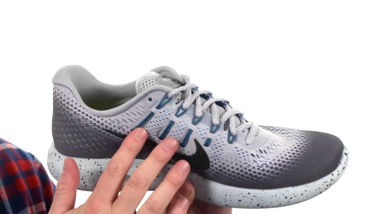 32d5143eb5724 Nike LunarGlide 8 Shield SKU 8753429 - YouTube