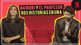 Nairobi, El Profesor y la escena infinita de La Casa de Papel | Escenas Post-Créditos | Netflix