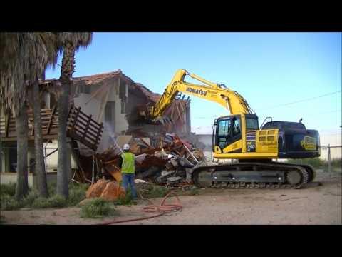 AJ Apartment Demolition 2015