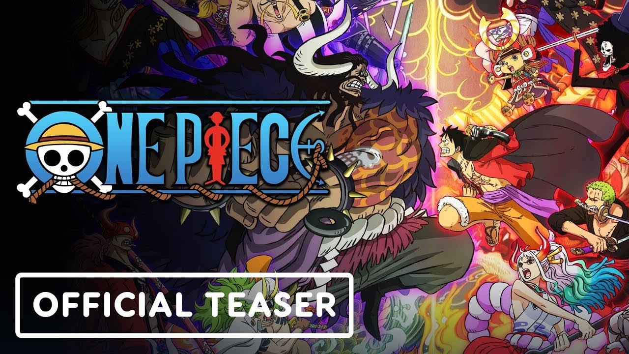 Download One Piece: Episode 1000 - Official Teaser Trailer